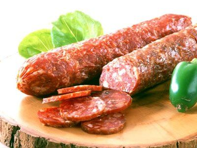欧洲香肠史 香料的美味变革