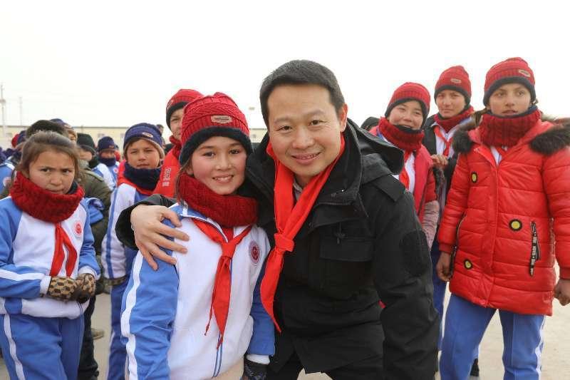 深圳托库勒小学年级们来自收到伽师的456套校学生试题下册语文村小一图片