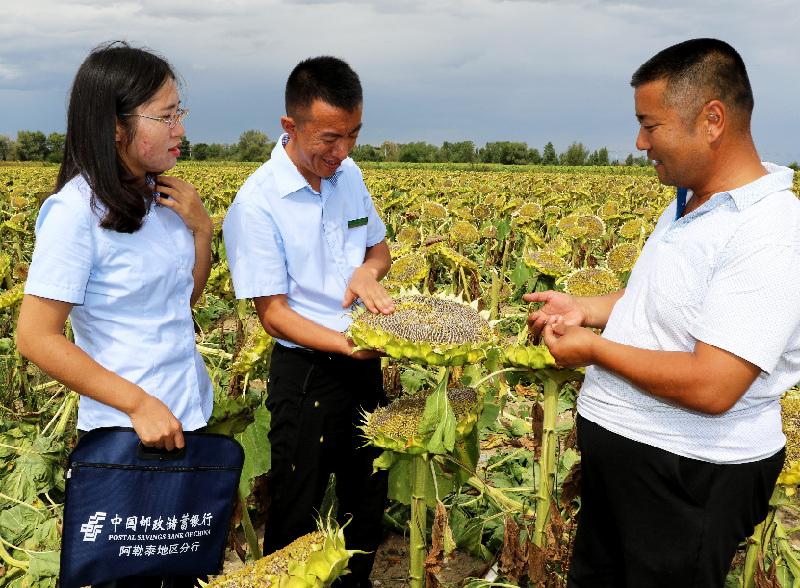 邮储银行农户小额贷款 推动乡村振兴