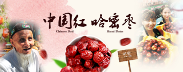 中国红 哈密枣