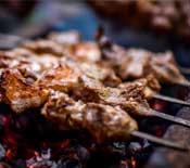 【新疆美食】教你制作喀什老城烤肉