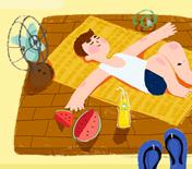 夏季中暑怎麼辦?這些消暑小竅門教給你!