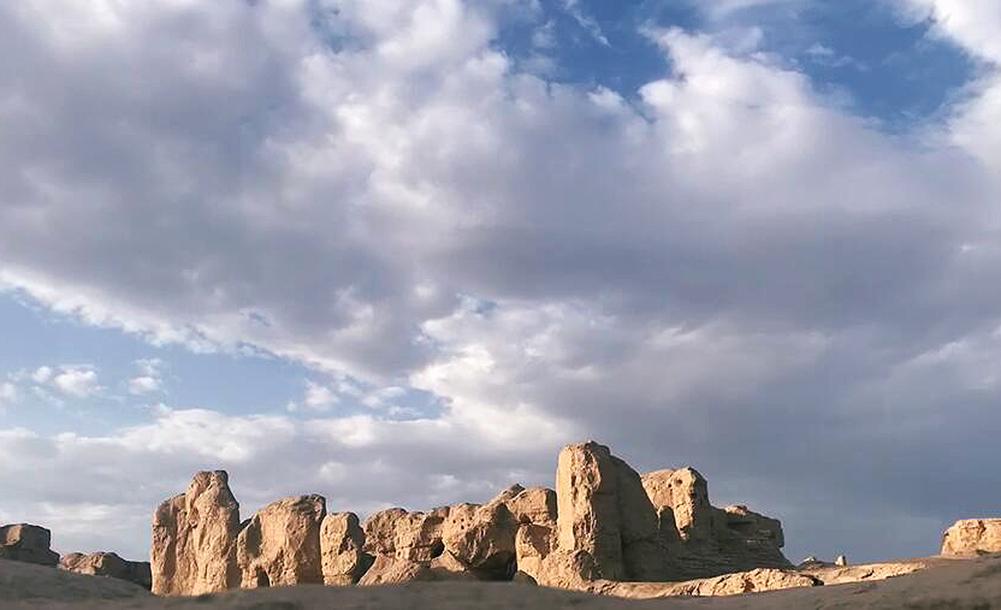 【新疆是個好地方】行者筆記:千年一瞬 幾盡繁華