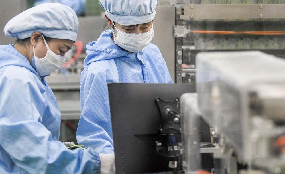 烏魯木齊:穩生産 保供給