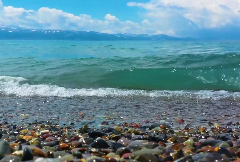 新疆是個好地方 | 賽裏木湖美景如畫