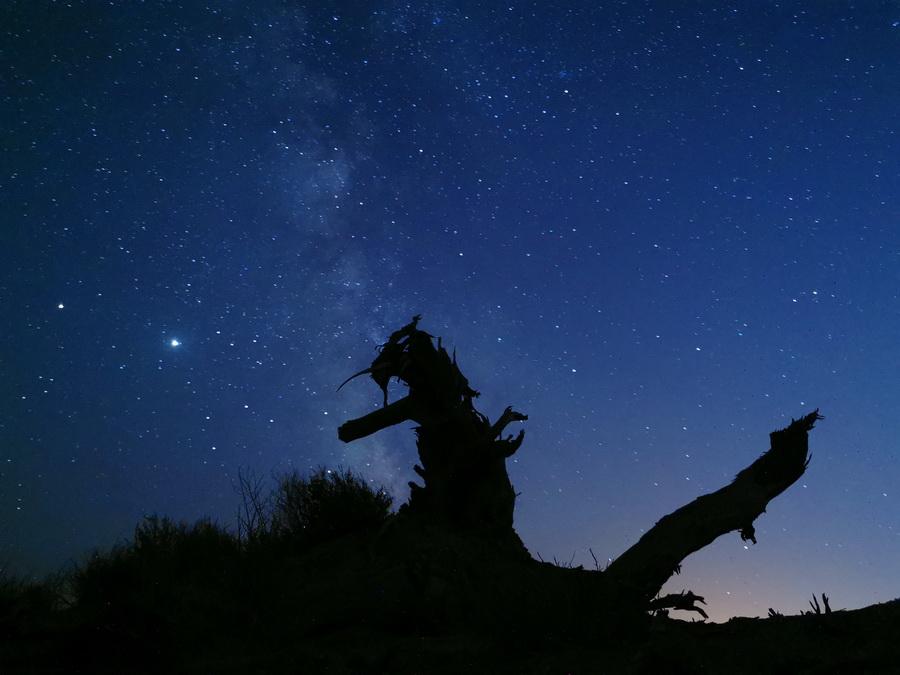 九月,帶你去看星空萬裏