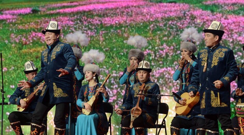 對口援疆19省市非物質文化遺産展在新疆開幕